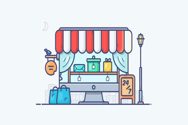 فروشگاههای اینترنتی